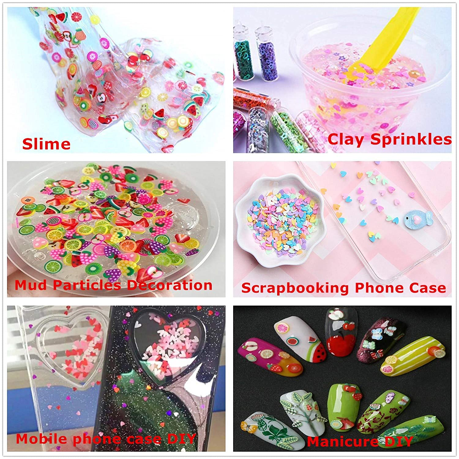 Toys & Hobbies Shop For Cheap 100g Accessories Clay Sprinkles Decoration For Slime Filler Diy Slimesupplies Fake Chocolate Cake Dessert Mud Particles Toy Learning & Education