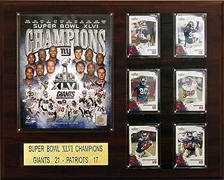 product image for NFL New York Giants Super Bowl XLVI Champions Plaque