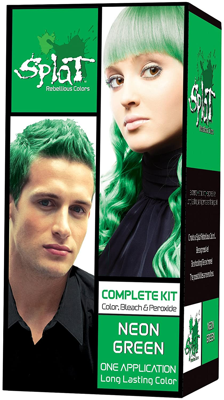 Splat Aqua Rush Color and Bleach Kit, 1-Count DVS Aqua Rush