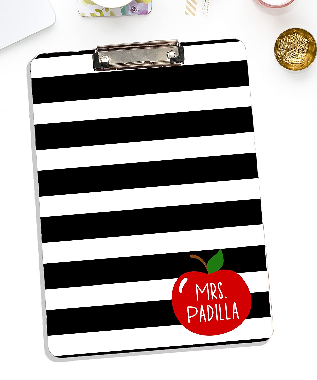 Personalized Clipboards For Teacher