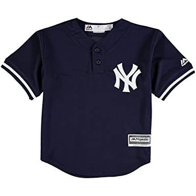 info for 73f08 5cee7 Amazon.com: New York Yankees Blank Navy Blue Kids Cool Base ...