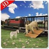 zoo free - Zoo Animals : Transport Train