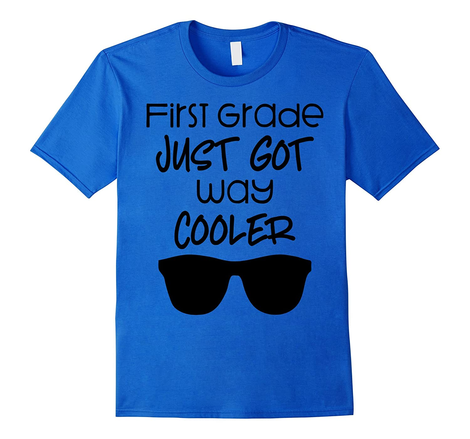 Funny 1st Grade Sayings Boys Girls Novelty Clothes T-shirt
