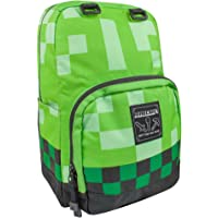 Minecraft Childrens/Kids Official Creeper Backpack