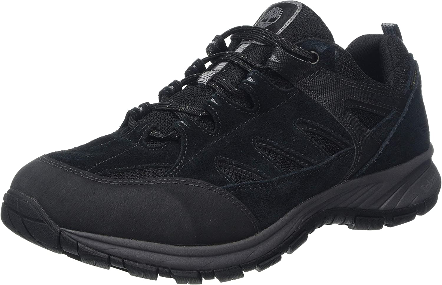Leather Low Gore-tex Oxford Shoes