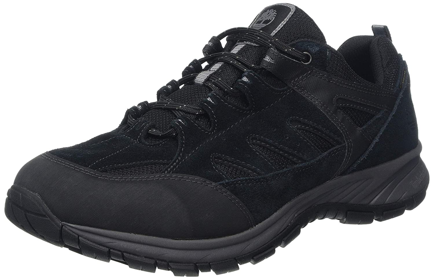 TALLA 44.5 EU. Timberland Sadler Pass Waterproof Low Goretex (Wide Fit), Zapatillas para Hombre