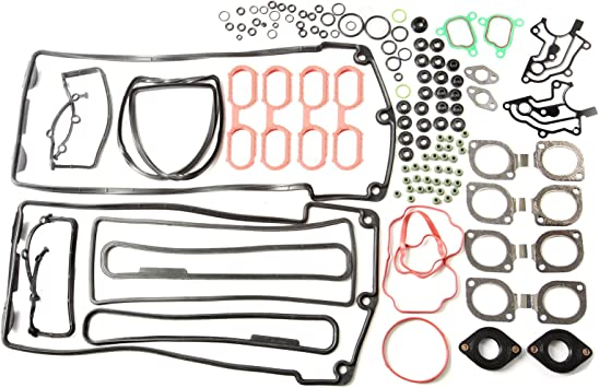 ECCPP Replacement for Cylinder Head Gasket Set for BMW 540i E39 1999-2003 4.4L V8 M62 Automotive Replacement Engine Head Gaskets Kit