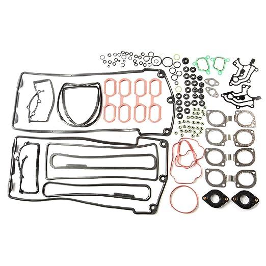Scitoo Head Gasket Set 8-Cylinder Fits BMW E38 E39 E52 E53 540i 740i 740iL X5 Z8 4.4L