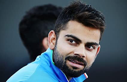 Mahalaxmi Art Indian Criketer Virat Kohli Hd Wallpaper Art Paper