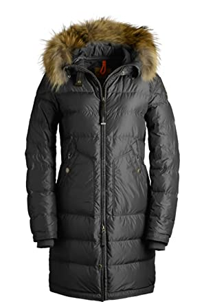 Parajumpers LIGHT LONG BEAR Jacket - ASPHALT - Womens - XL