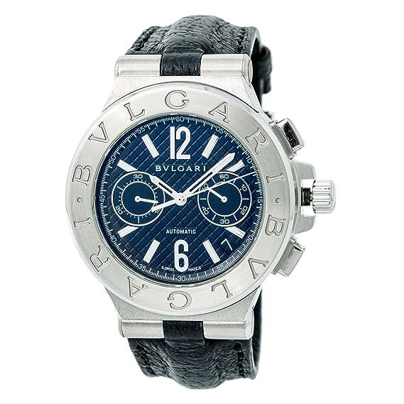 35c8dd6e981 ... Amazon.es  Relojes. Bvlgari Diagono Swiss-Automatic DG40SCH - Reloj  para mujer (certificado de autenticidad)