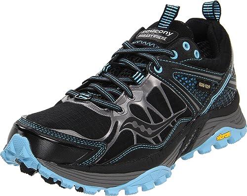 1af6fffa Amazon.com | Saucony Women's Progrid Xodus 3.0 GTX Trail Running ...