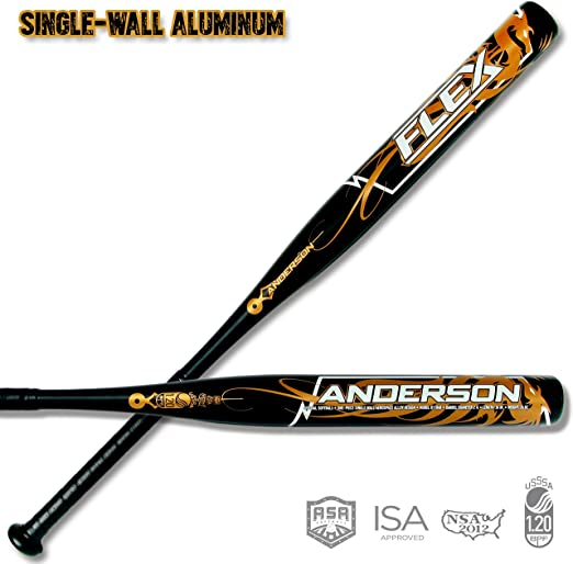 2020 Anderson Flex Single-Wall Slowpitch Softball Bat