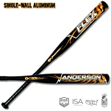 2020 Anderson Flex Single-Wall Slowpitch Softball Bat