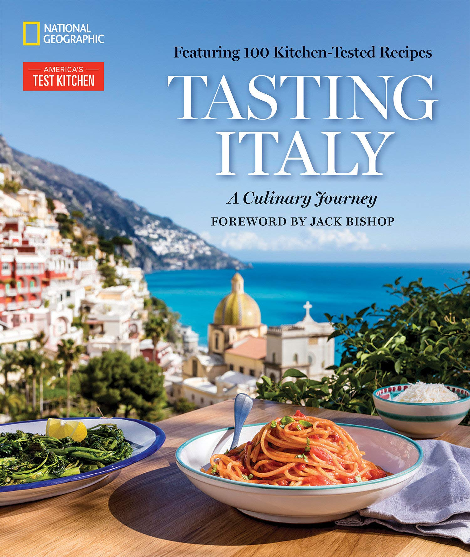 Tasting Italy: A Culinary Journey: America\'s Test Kitchen, Eugenia ...