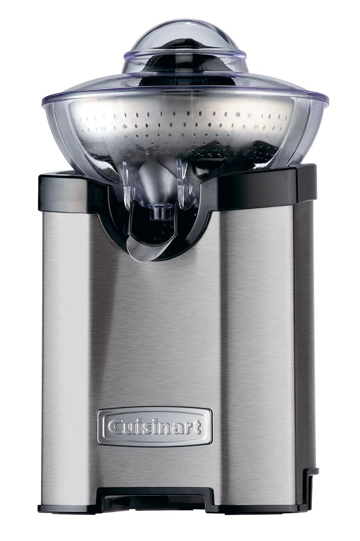 Cuisinart CCJ210E Exprimidor de acero pulido con función Turbo 1000 W, Negro y plateado: Amazon.es: Hogar