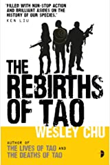 The Rebirths of Tao: Tao Series Book Three Mass Market Paperback