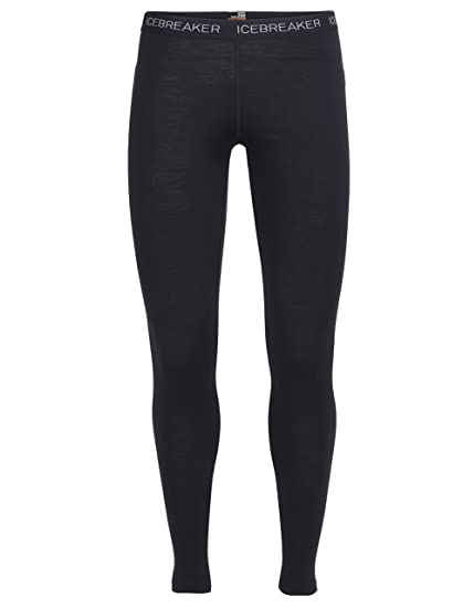 4f1627202c0ed Icebreaker Womens Oasis Mid-Weight Merino Legging at Amazon Women's  Clothing store: