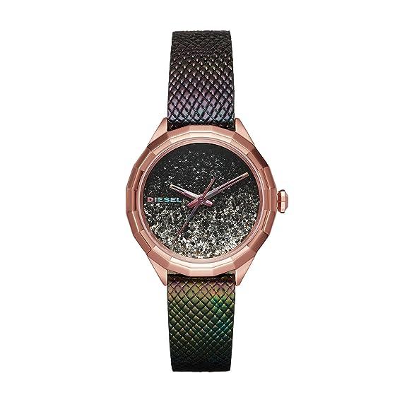 7b2ffa80c26 Reloj DIESEL - Mujer DZ5536: Amazon.es: Relojes
