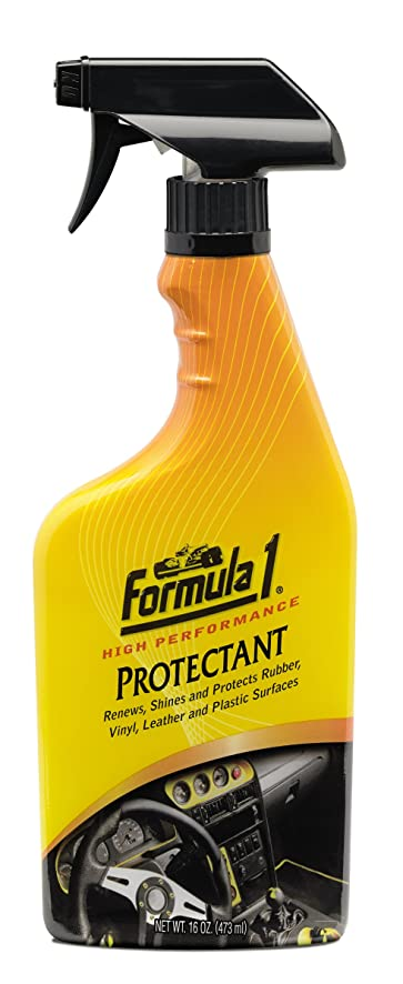 Formula 1 High Performance Protectant U2013 Cleans Car Interiors And Exteriors  U2013 Shines And Protects