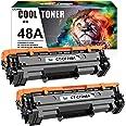 Cool Toner Compatible Toner Cartridge Replacement for HP 48A CF248A HP Laserjet Pro M15w MFP M29w M28w Toner M15a M28a M29w M