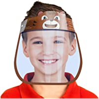 Kids Face Shield Anti Fog & Clear lenses - SHIELDme [Boys]