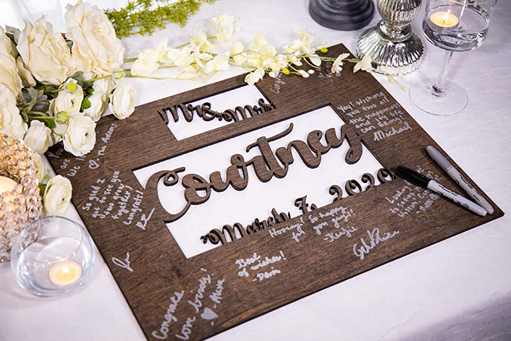 Personalized Autograph Quilt ~ Throw Size ~ Wedding Guest Book Alternative ~ Baby Shower Guest Book Alternative ~ Graduation ~ Retirement