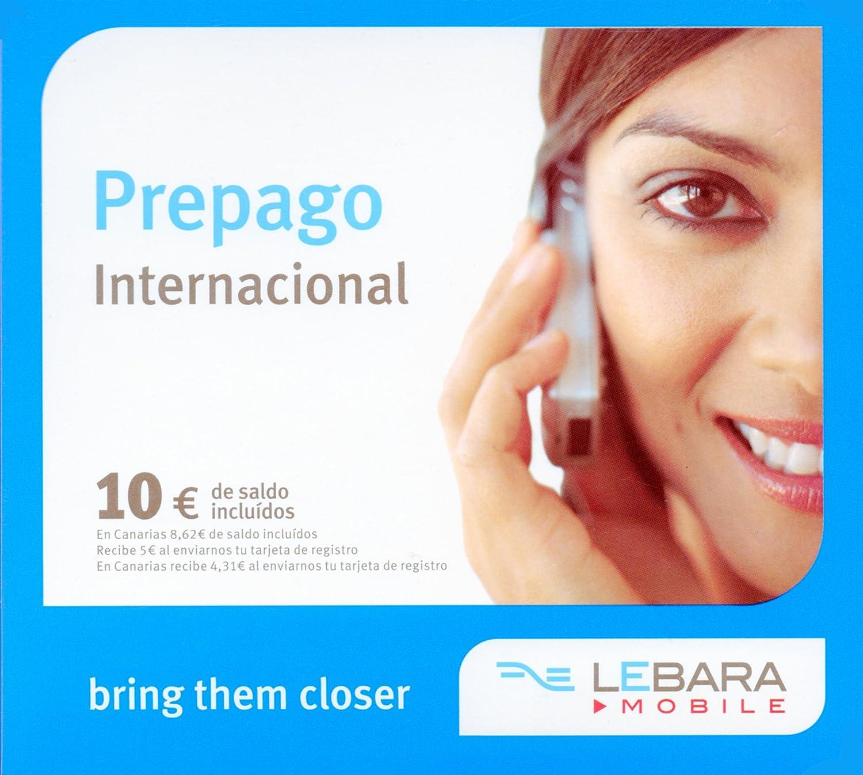 Amazon.com: Lebara Spain SIM Card preloaded with 10 EURO of ...