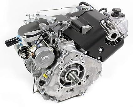 Amazon com: KAF400 Kawasaki Mule 610 4x4 Engine: Automotive