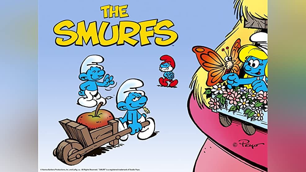 The Smurfs: Season 4 The Complete First Volume