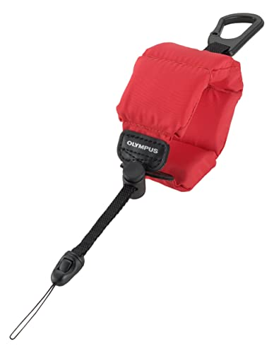 Olympus Floating Handstrap for Tough Series - Red