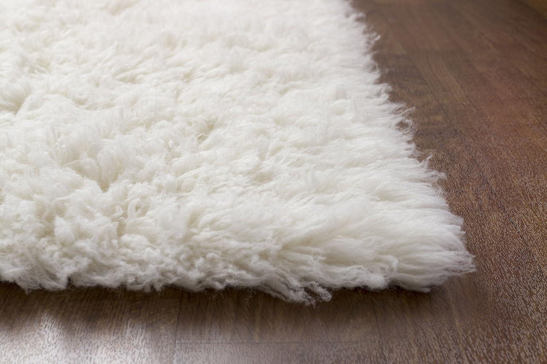 Flokati Carpets Floor Matttroy