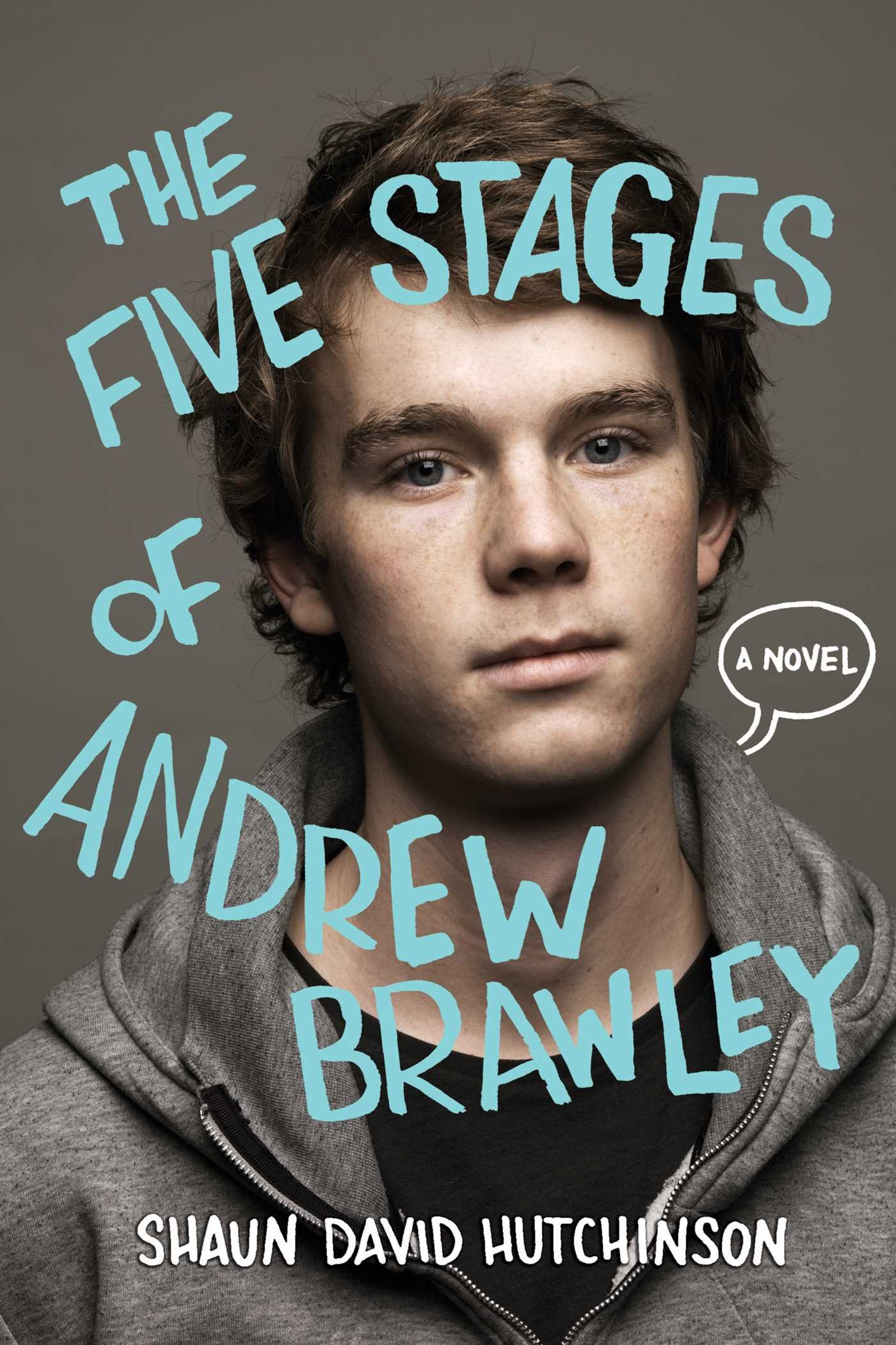 Image result for the five stages of andrew brawley