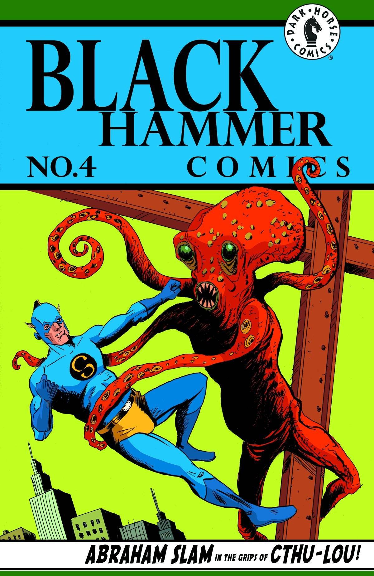 Download BLACK HAMMER #4 LEMIRE VAR CVR PDF