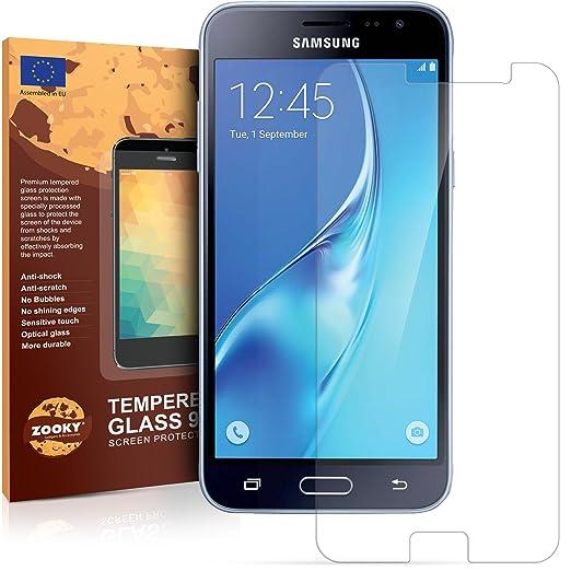 38 opinioni per Pellicola Samsung Galaxy J3 2016 Vetro temperato- Protezione dello schermo