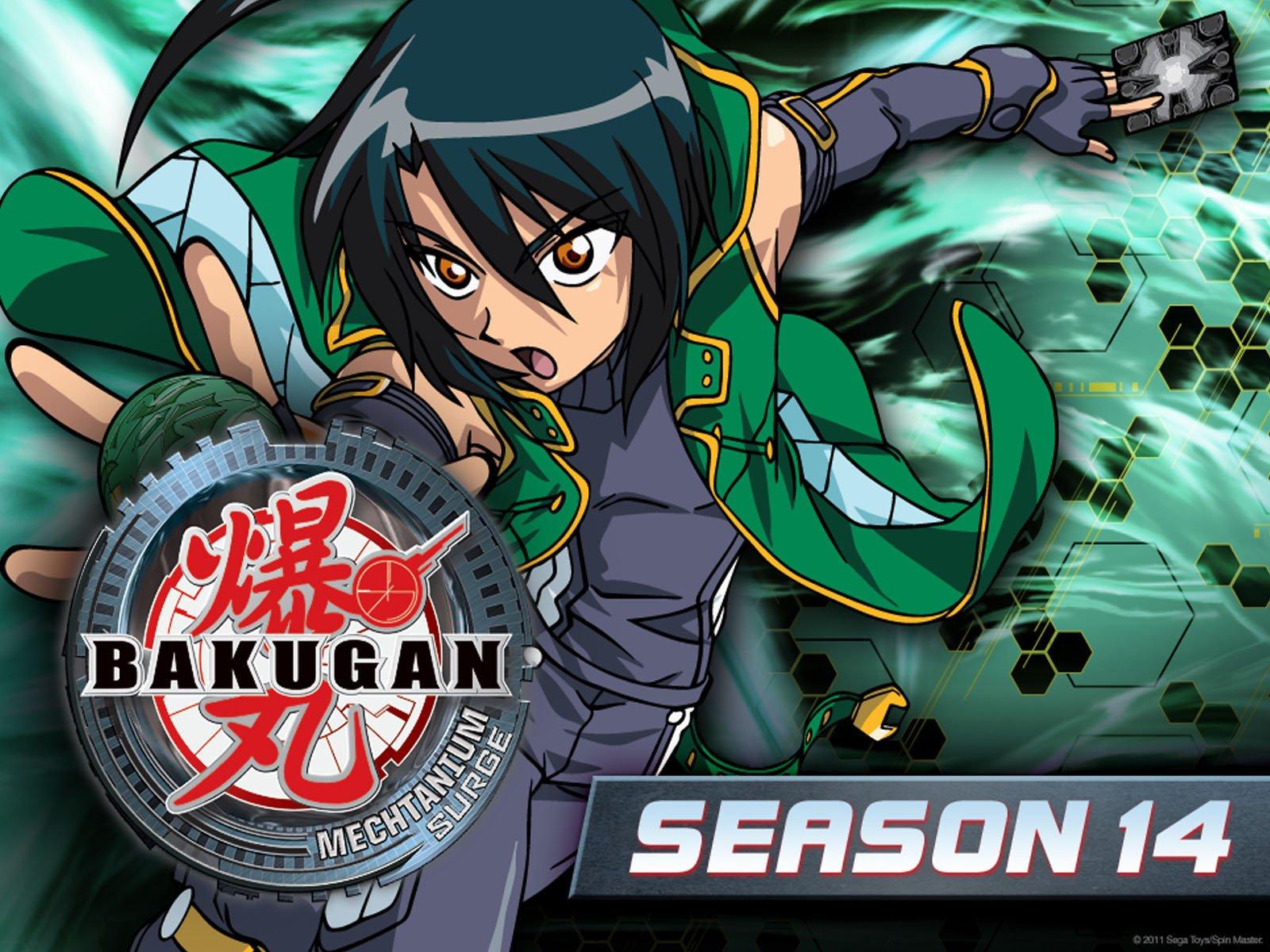 bakugan battle brawlers episode 32 bg audio