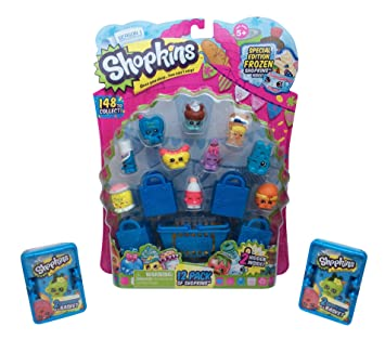 Perfect Shopkins Season 1 Value Pack   16 Shopkins, 1 12 Pack And 2 2