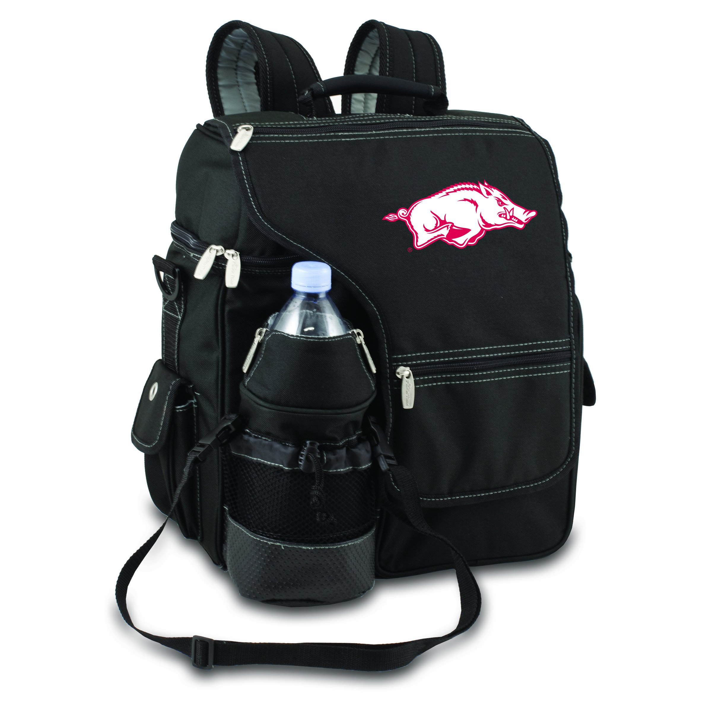 NCAA Arkansas Razorbacks Turismo Insulated Backpack Cooler