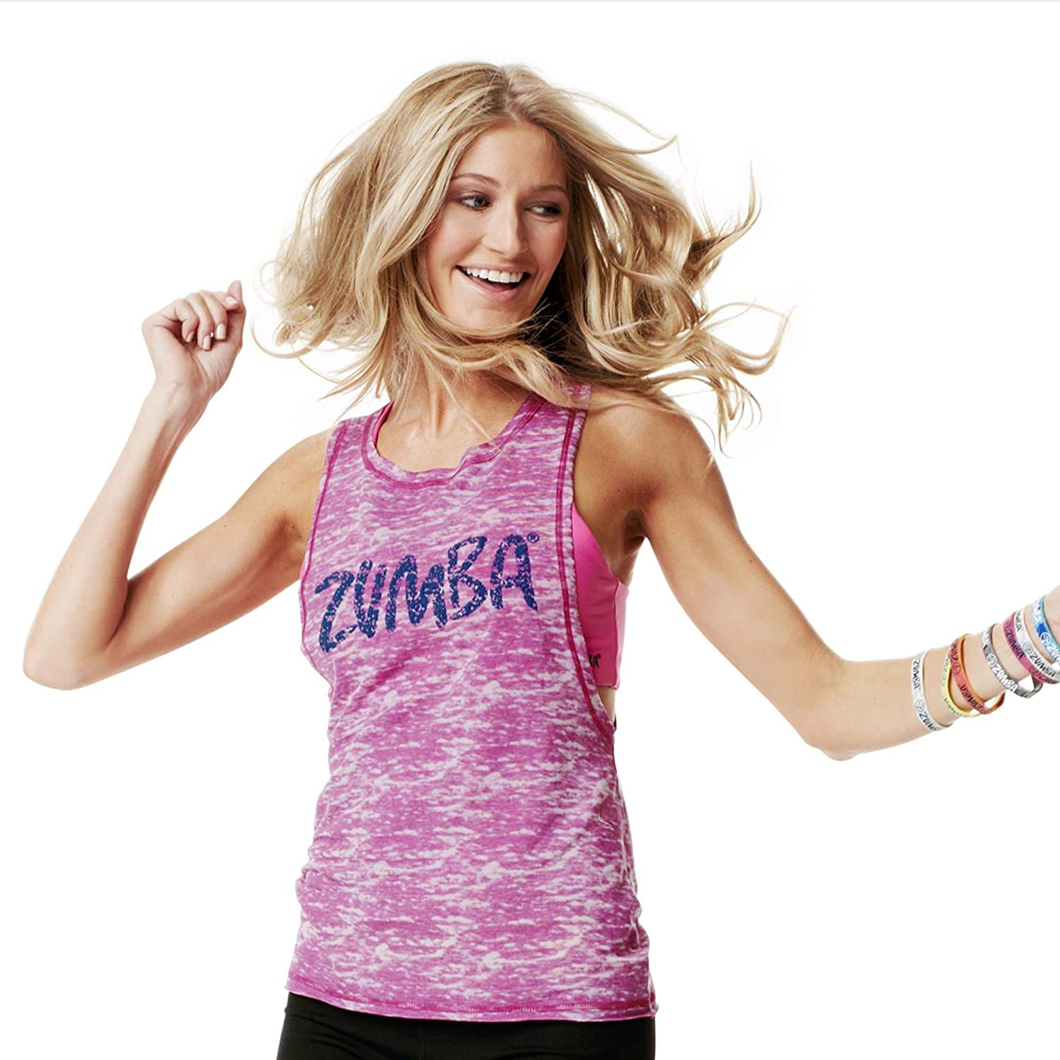 Zumba Fitness Women's Totally Twisted Top