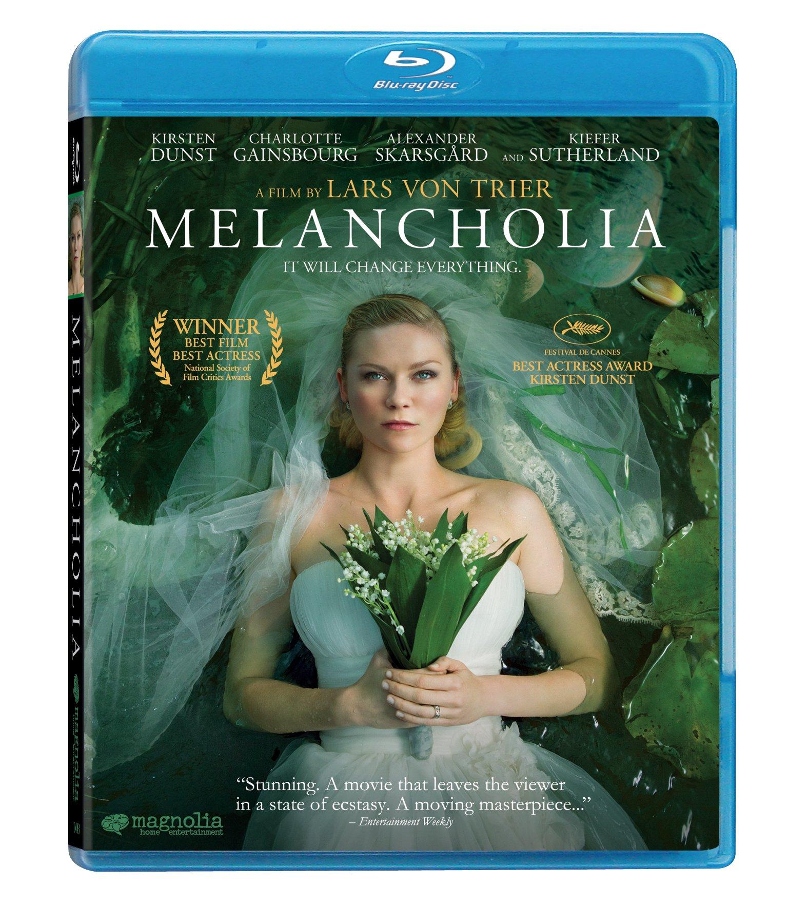 Blu-ray : Melancholia (Widescreen, AC-3, )