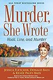 Murder, She Wrote: Hook, Line, and Murder (Murder She Wrote Book 46)