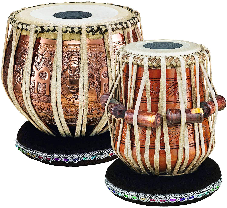 日本最大の Makan Concert Quality, Ganesha Design 3.75 To Cushion 4 Tabla Musical Kg Copper Bayan, Sheesham Dayan, Tabla Drum Set, Hammer Percussion Musical Instrument with Carry Bag & Cushion B07QCSMM2B, 貝パールアクセサリーSakuya:d305e567 --- a0267596.xsph.ru