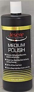 Jescar Medium Polish Quart