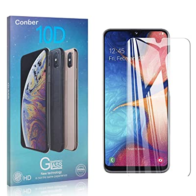 Conber Screen Protector for Samsung Galaxy A20E, (1 Pack) 9H Tempered Glass Film Screen Protector for Samsung Galaxy A20E [Shatterproof][Scratch-Resistant]: Baby