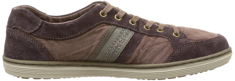 Skechers Herren Sorino Ostio Sneakers Braun (Marron)