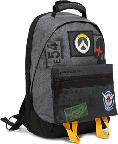 Overwatch Characters Patch Backpack