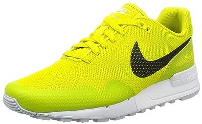 Amazon.com  Nike Air Pegasus  89 Engineered Sneaker Yellow 876111 ... 9211e3ac702f