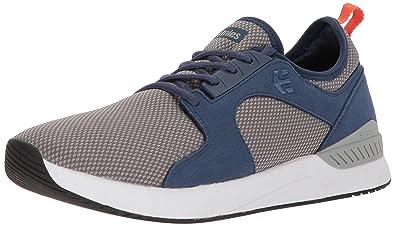 Etnies Men's Cyprus SC Skate Shoe, Grey/Navy, 5 Medium US