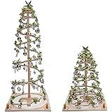 OWI Spiralbaum aus Buchensperrholz - 2 Größen in Einem
