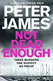 Not Dead Enough (Roy Grace series Book 3) (English Edition)